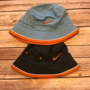 Two Nike Hats